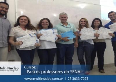 professores SENAI