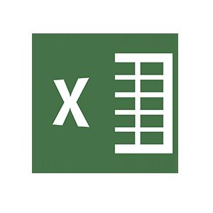 Planilhas do Excel