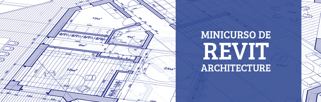 topo do post de minicurso de Revit architecture