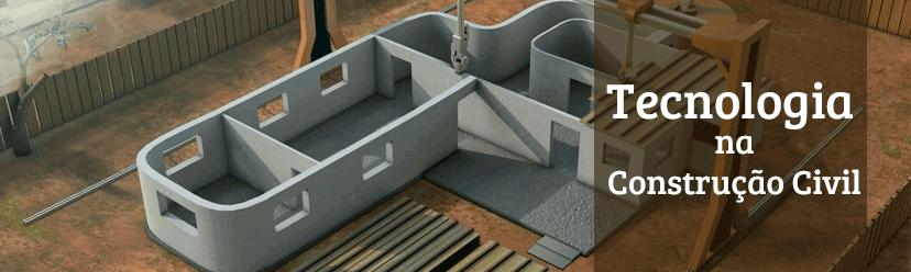 Transformação: a tecnologia na construção civil
